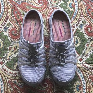 Skechers Women's Breathe Easy Memory Foam Sneakers